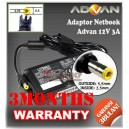Adaptor Advan/Advance 12V 3A Series (Konektor 5.5 x 2.5mm)