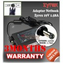 Adaptor Zyrex 19V 1.58A Series (Konektor 4.8 x 1.7mm)