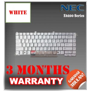 Keyboard Notebook/Netbook/Laptop Original Parts New for NEC E6200 Series