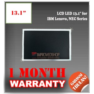 "LCD LED 13.1"" for IBM Lenovo, NEC Series Panel Screen Notebook/Netbook/Laptop Original Parts New"
