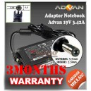 Adaptor Advan/Advance 19V 3.42A Series (Konektor 5.5 x 2.5mm)