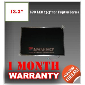 "LCD LED 13.3"" for Fujitsu Series Panel Screen Notebook/Netbook/Laptop Original Parts New"