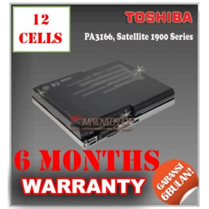 Baterai Acer Aspire 1200, 1400, Dell Smartstep 200N, Toshiba 1900 Series
