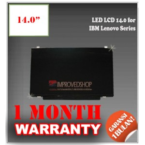 "LED LCD 14.0"" for IBM Lenovo Series Panel Screen Notebook/Netbook/Laptop Original Parts New"