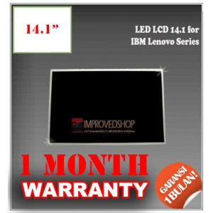"LED LCD 14.1"" for IBM Lenovo Series Panel Screen Notebook/Netbook/Laptop Original Parts New"