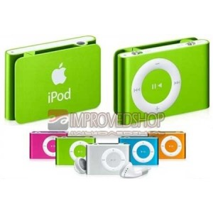 Apple iPod Shuffle 2GB & 4GB 2nd Generation Series