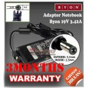 2.1 Adaptor Byon 19V 3.42A Series (Konektor 5.5 x 2.5mm)