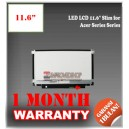 "LED LCD 11.6"" Slim for Acer Series Panel Screen Notebook/Netbook/Laptop Original Parts New"