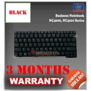 Keyboard Notebook/Netbook/Laptop Original Parts New for Compaq Business Notebook NC4000, NC4010 Series