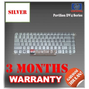 Keyboard Notebook/Netbook/Laptop Original Parts New for HP-Compaq Pavilion DV4 Series
