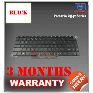 Keyboard Notebook/Netbook/Laptop Original Parts New for Compaq Presario CQ42 Series