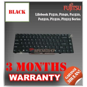 Keyboard Notebook/Netbook/Laptop Original Parts New for Fujitsu Lifebook P1510, P2040, Pa1510, Pa2510, Pi1510, Pi2515 Series