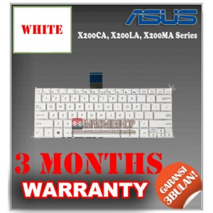 Keyboard Notebook/Netbook/Laptop Original Parts New for Asus X200CA, X200LA, X200MA Series