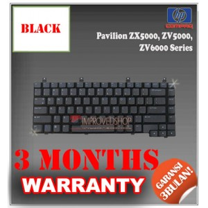Keyboard Notebook/Netbook/Laptop Original Parts New for HP Pavilion ZX5000, ZV5000, ZV6000 Series