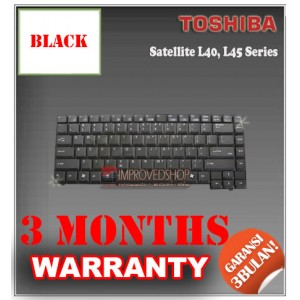Keyboard Notebook/Netbook/Laptop Original Parts New for Toshiba Satellite L40, L45 Series