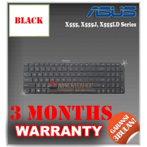 Keyboard Notebook/Netbook/Laptop Original Parts New for Asus X555, X555J, X555LD Series