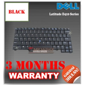 Keyboard Notebook/Netbook/Laptop Original Parts New for Dell Latitude D410 Series