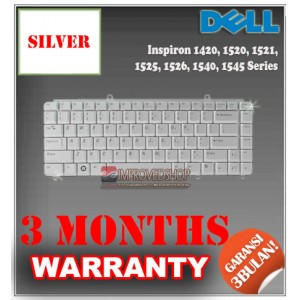 Keyboard Notebook/Netbook/Laptop Original Parts New for Dell Inspiron 1420, 1520, 1521, 1525, 1526, 1540, 1545 Series