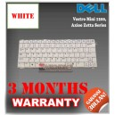 Keyboard Notebook/Netbook/Laptop Original Parts New for Dell Vostro Mini 1200, Axioo Zetta Series