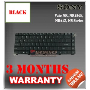 Keyboard Notebook/Netbook/Laptop Original Parts New for Sony Vaio NR, NR180E, NR21Z, NS Series