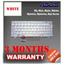 Keyboard Notebook/Netbook/Laptop Original Parts New for Asus M5, M5A, M5Ae, M5000, M5000A, M5000Ae, M52 Series
