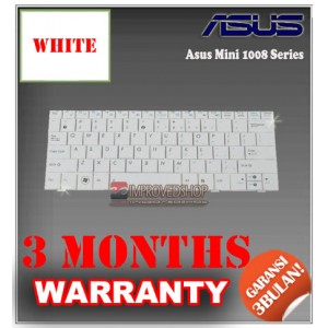 Keyboard Notebook/Netbook/Laptop Original Parts New for Asus Mini 1008 Series