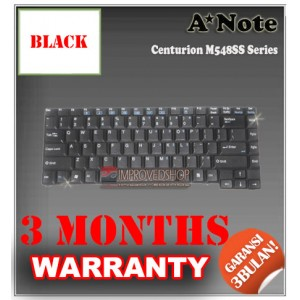 Keyboard Notebook/Netbook/Laptop Original Parts New for Anote Centurion M548SS Series