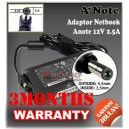 Adaptor Anote 12V 2.5A Series (Konektor 5.5 x 2.5mm)