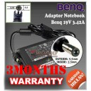 Adaptor Benq 19V 3.42A Series (Konektor 5.5 x 2.5mm)