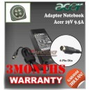 Adaptor Acer 19V 9.5A Series (4-Pin Din)