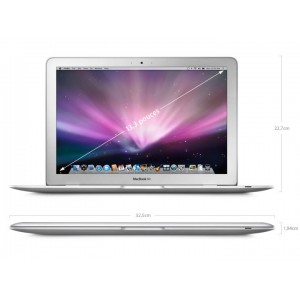 "MACBOOK AIR 13.1"" Inch MC233ZP/A"