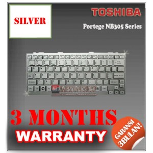 Keyboard Notebook/Netbook/Laptop Original Parts New for Toshiba Portege NB305 Series