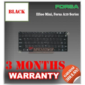 Keyboard Notebook/Netbook/Laptop Original Parts New for Efioo Mini, Forsa A10 Series