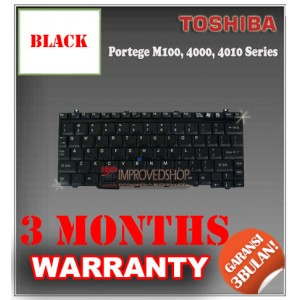 Keyboard Notebook/Netbook/Laptop Original Parts New for Toshiba Portege M100, 4000, 4010 Series