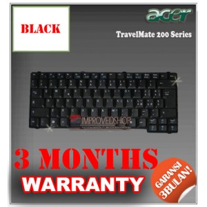 Keyboard Notebook/Netbook/Laptop Original Parts New for Acer Travelmate 200 Series