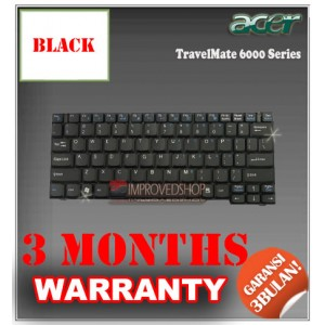 Keyboard Notebook/Netbook/Laptop Original Parts New for Acer TravelMate 6000 Series