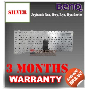 Keyboard Notebook/Netbook/Laptop Original Parts New for Benq Joybook R22, R23, R31, R32 Series