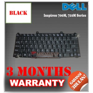 Keyboard Notebook/Netbook/Laptop Original Parts New for Dell Inspiron 700M, 710M Series