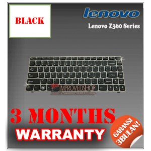 Keyboard Notebook/Netbook/Laptop Original Parts New for IBM Lenovo Z360 Series