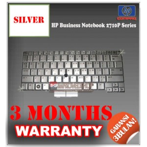 Keyboard Notebook/Netbook/Laptop Original Parts New for HP Business Notebook 2710P Series