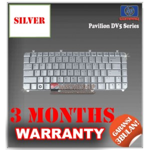 Keyboard Notebook/Netbook/Laptop Original Parts New for HP Pavilion DV5 Series
