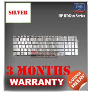 Keyboard Notebook/Netbook/Laptop Original Parts New for HP HDX18 Series