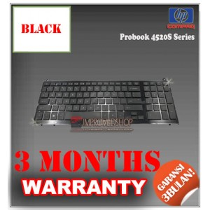 Keyboard Notebook/Netbook/Laptop Original Parts New for HP Probook 4520S Series