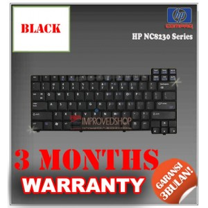 Keyboard Notebook/Netbook/Laptop Original Parts New for HP NC8230 Series