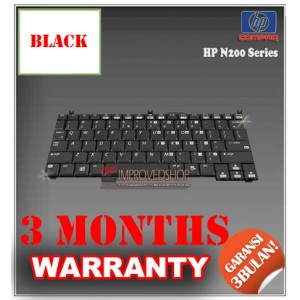 Keyboard Notebook/Netbook/Laptop Original Parts New for HP N200 Series