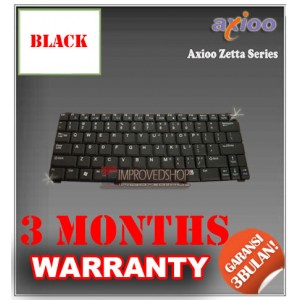 Keyboard Notebook/Netbook/Laptop Original Parts New for Axioo Zetta Series