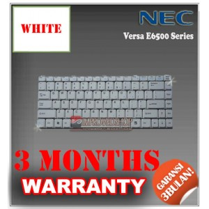 Keyboard Notebook/Netbook/Laptop Original Parts New for NEC Versa E6500 Series