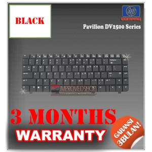 Keyboard Notebook/Netbook/Laptop Original Parts New for HP Pavilion DV2500 Series