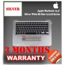 "Topcase Apple Macbook 13.3"" Silver With SD Slot A1278 Series"