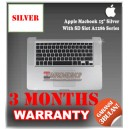 "Topcase Apple Macbook 15"" Silver With SD Slot A1286 Series"